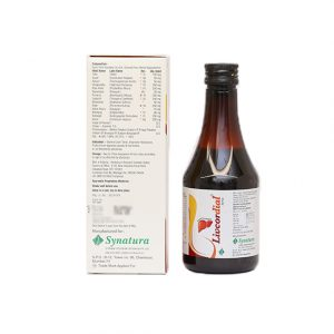 LIVCORDIAL Syrup - Ayurvedic Tonic For Liver Detoxification and Support