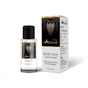 Buy Janaab Beard wash online