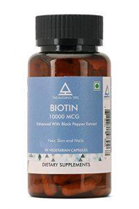 best biotin supplements brands